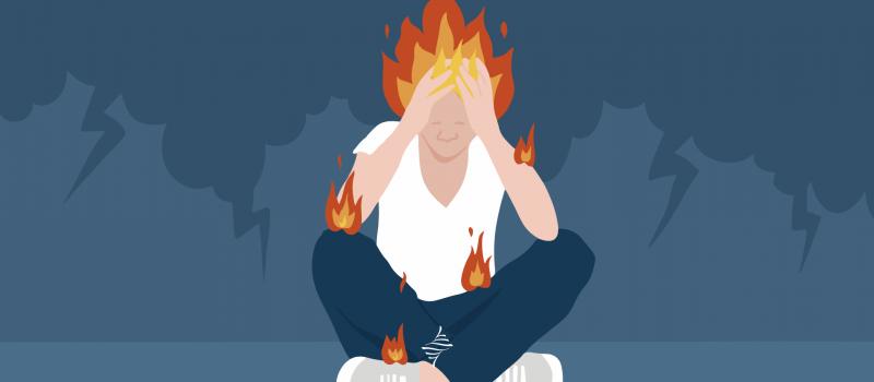 Depressione: tra le cause c'è la mente infiammata?