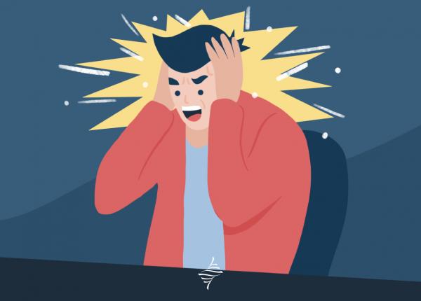 Quando l'ansia va fuori controllo: come gestire un attacco di panico