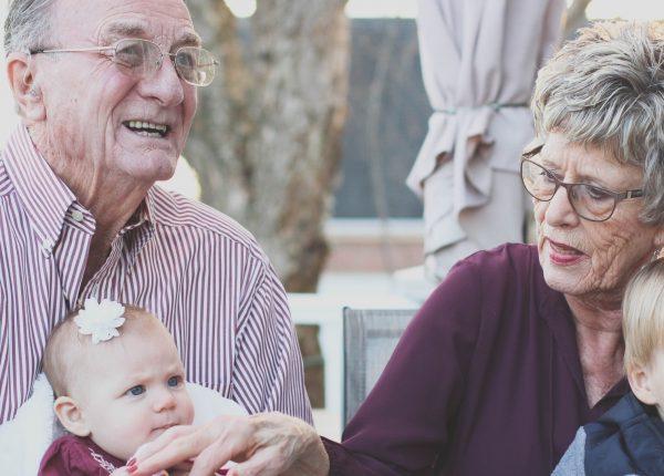 Il futuro è degli anziani