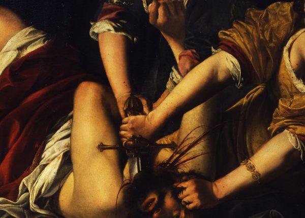 Artemisia Gentileschi: vendetta su tela