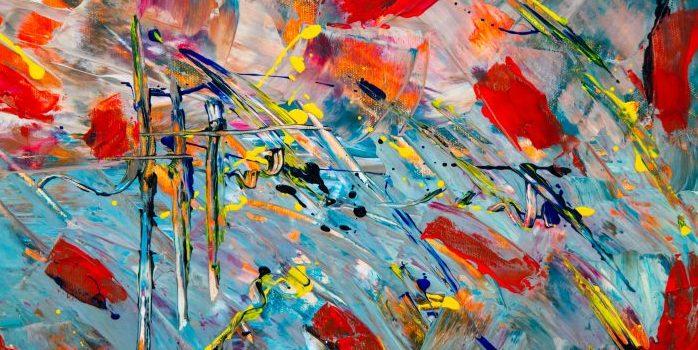Messy Art: l'arte del disordine