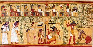 Dai sogni ai pittogrammi egizi: le porte per l'inconscio