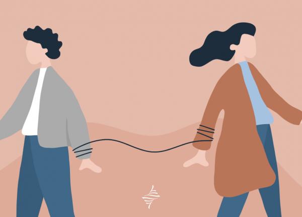 Dipendenza affettiva: l'amore in trappola
