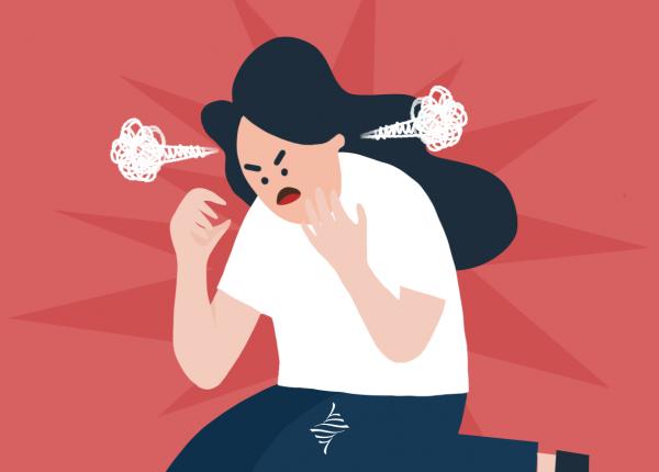 La rabbia è un'emozione buona o cattiva?