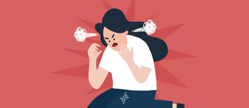 Rabbia: 5 indicazioni pratiche per gestire questa emozione